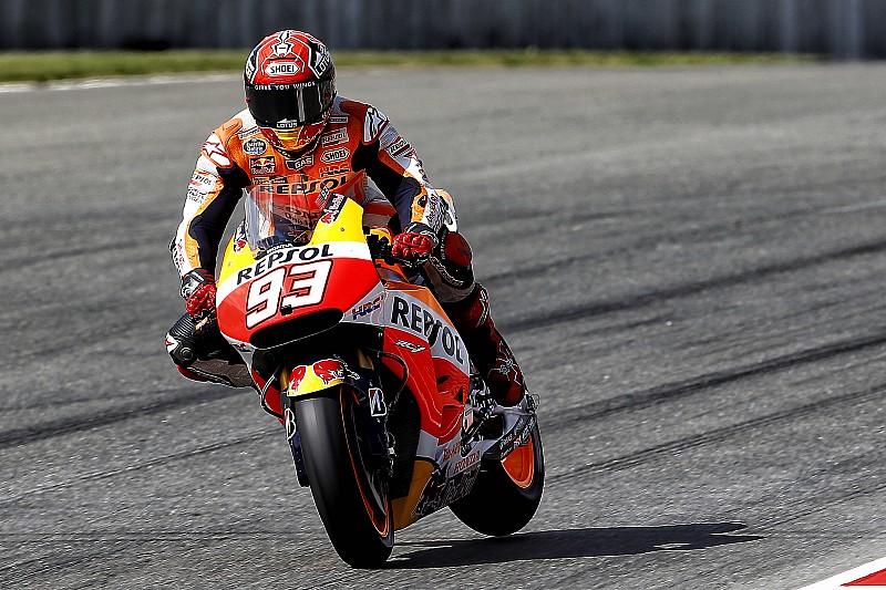 Márquez seguirá con el chasis de 2014