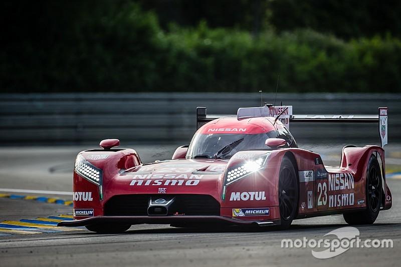 Nissan no estará en la fecha del WEC en Nürburgring
