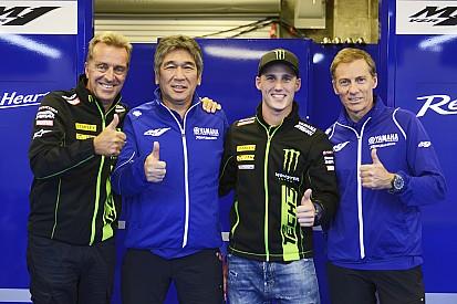 Espargaró renueva por un año con Yamaha