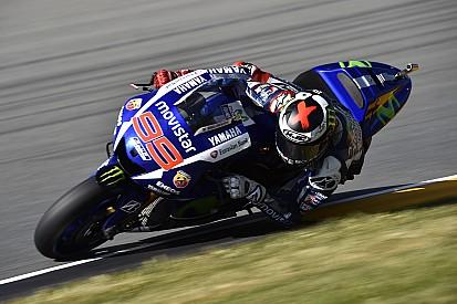 Indianapolis MotoGP: Lorenzo beats Marquez in first practice