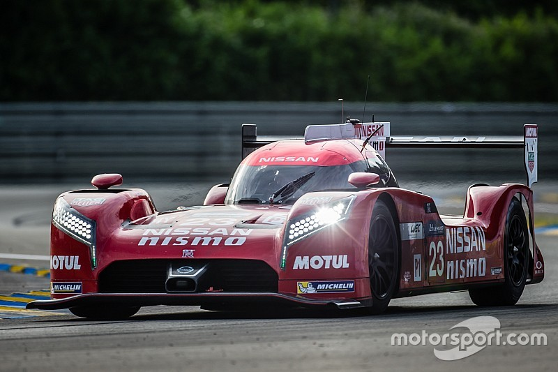 Nissan to address technical issues of LM P1 car before returning to WEC