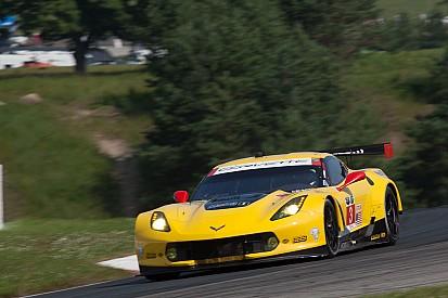 Magnussen, Garcia get their Corvette back for Road America