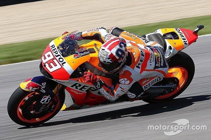 """Marquez: """"Buona giornata, ma Lorenzo è molto forte"""""""