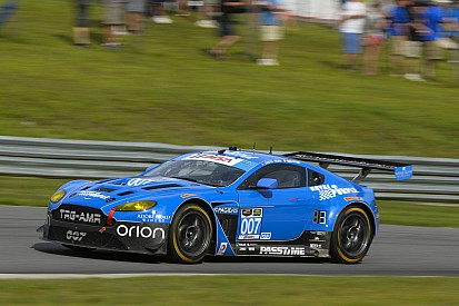 Nielsen, Wittmer eye podium win for TRG-AMR at Road America