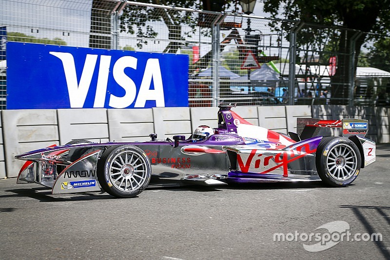 Vergne será piloto de DS Virgin junto a Bird