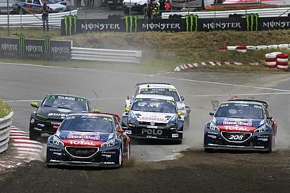 Hansen leads overnight in Canada for team Peugeot-Hansen