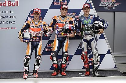 Marc Márquez logra la pole position