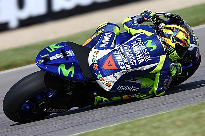 "Rossi admits ""I'm not very fast here"" at Indianapolis"