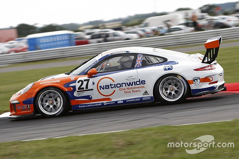 Cammish takes lights-to-flag victory in Race 1