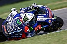 Indy MotoGP: Marquez and Lorenzo crash in warm-up