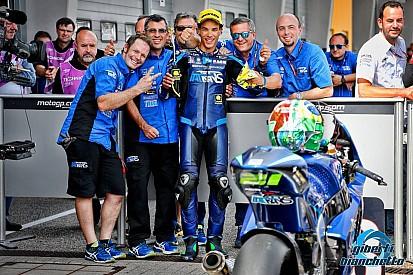 Primo podio in carriera per Franco Morbidelli in Moto2