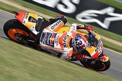 Course - Márquez contrôle Lorenzo et Rossi sur le podium
