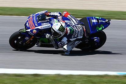 """Jorge Lorenzo - """"Je pense avoir fait la meilleure course de la saison"""""""