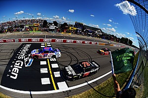 NASCAR Cup Breaking news Where did all the contenders go?