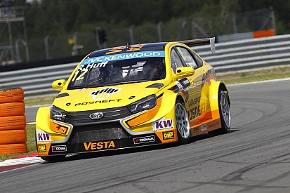 Huff to contest TCR season finale at Macau