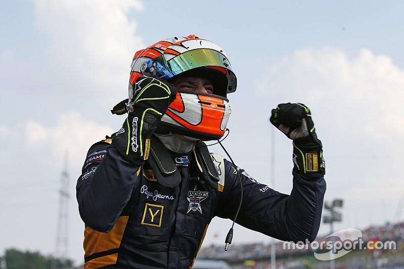 Alex Lynn espère encore remporter le titre