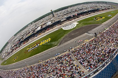 Safety features added at Michigan International Speedway