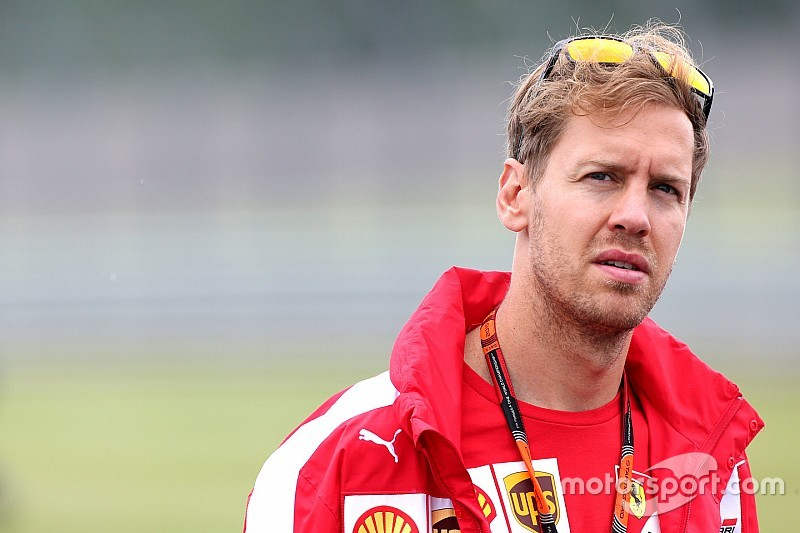 "La falta de compañerismo en la F1 es ""triste"", dice Vettel"