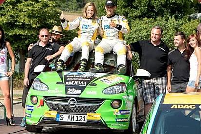 Terza vittoria per Tannert in ADAC Opel Rallye Cup