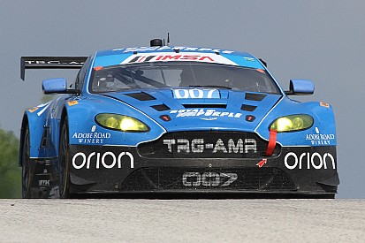 TRG-Aston Martin Racing and Christina Nielsen take the GTD series lead at Road America