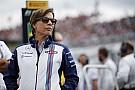 Клэр Уильямс: Формула 1 уже давно не только мужской спорт