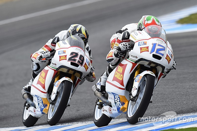Il San Carlo Team Italia pronto per la gara di Brno