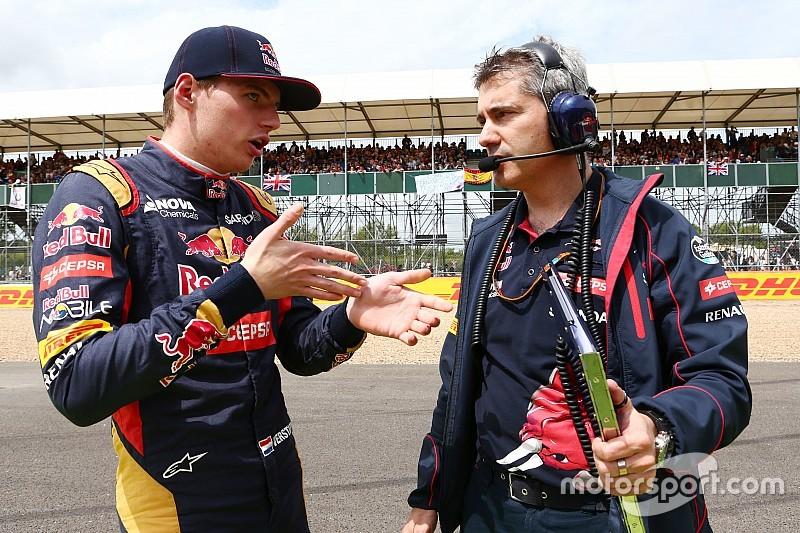 """Verstappen quer mais som dos motores da F1: """"não pode ser igual ao da GP2"""""""