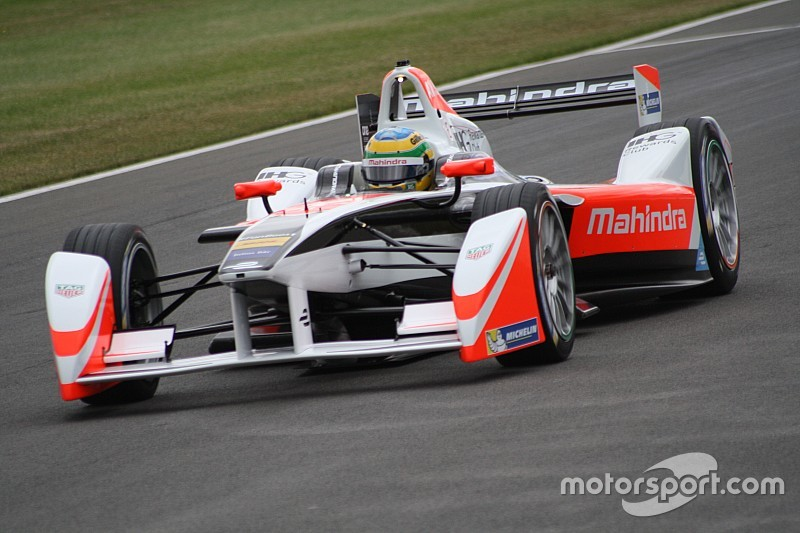 Senna: Mahindra looks competitive for season two