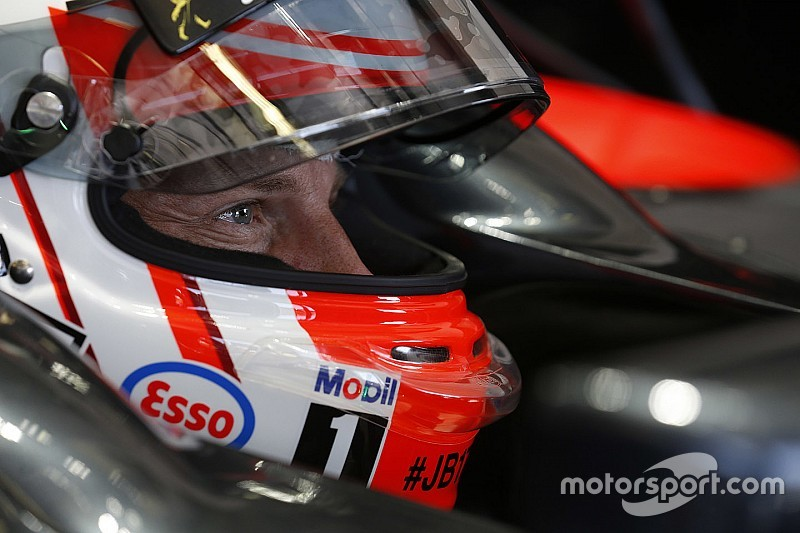 """Button: Spa will be a """"big test"""" for McLaren's progress"""