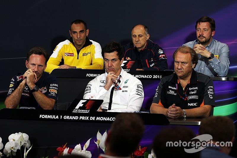 """Los jefes de equipo deben dejar de ser """"estrellas"""", dice Lotus"""