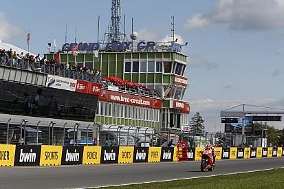 Le programme du Grand Prix de République Tchèque