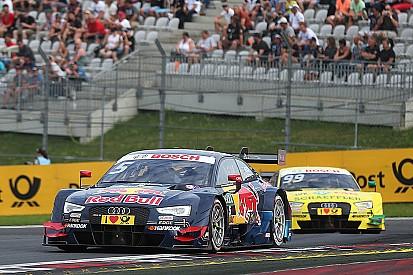 Les Audi alourdies pour Moscou