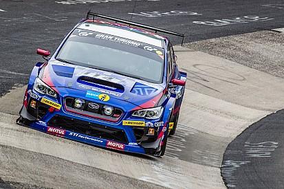 Vojtěch Štajf ha visto la nuova Subaru della JRM