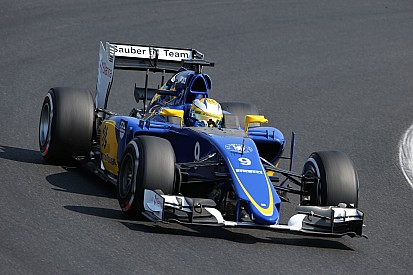 Sauber will be boosted by upgrades, says Ericsson