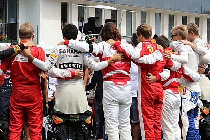 """""""La muerte de Bianchi conmocionó a la F1"""", dijo Nasr"""