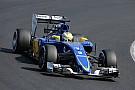 Эрикссон: Sauber станет сильнее