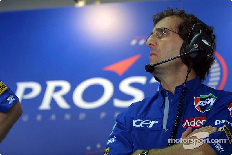 """Prost y el fracaso del Prost GP : """"yo lo sabía desde el principio"""""""