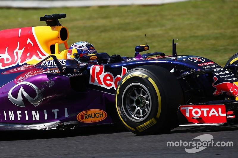 Mercedes y Ferrari son las únicas opciones de motor, dicen en Red Bull