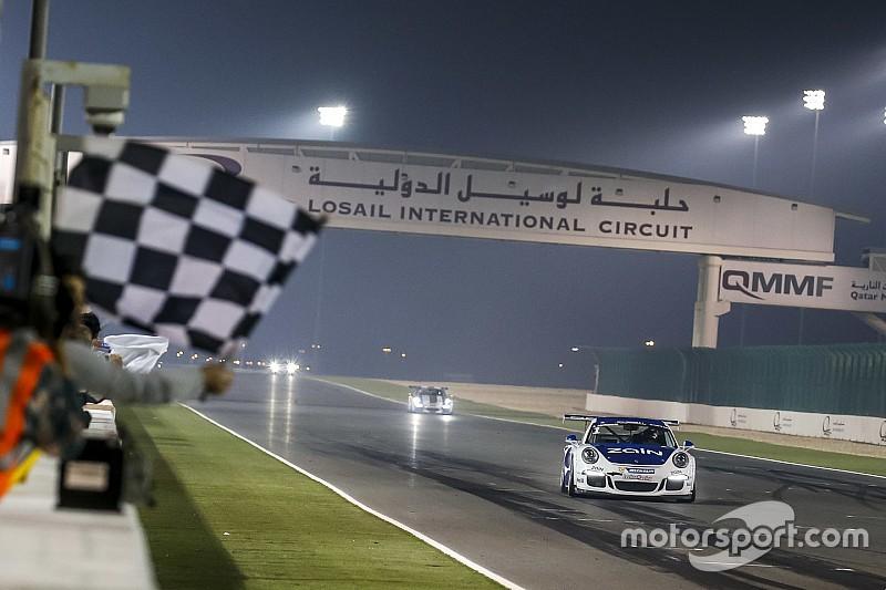 أشكناني يُهمين على الجولة الرابعة في قطر