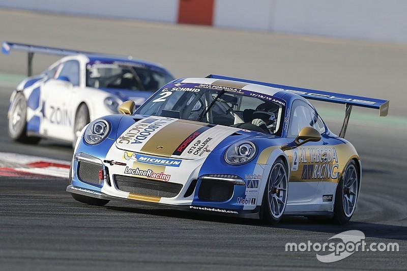 شميد يبقى في الطليعة ويفوز في السباق الثاني في دبي