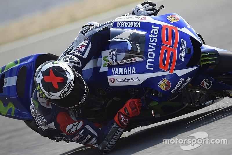 Lorenzo domina y Rossi completa un 1-2 de Yamaha