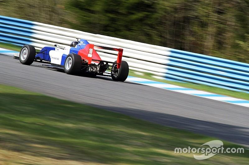 Атоев выиграл первую гонку в Аластаро