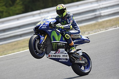 """Rossi: """"Bene la prima fila! Voglio battere Jorge o Marc"""""""