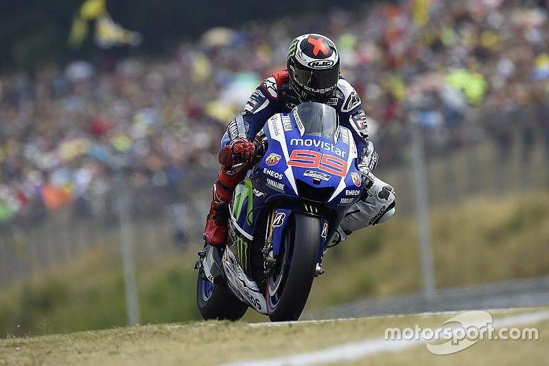 Lorenzo confía en su velocidad para la carrera