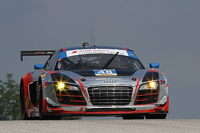 Strategy doesn't go Dion von Moltke's way at Road America
