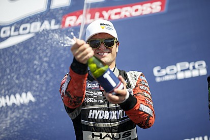 Nelson Piquet Jr. suma primer triunfo en Global Rallycross