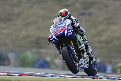 Brno MotoGP: Lorenzo shows ominous warm-up pace
