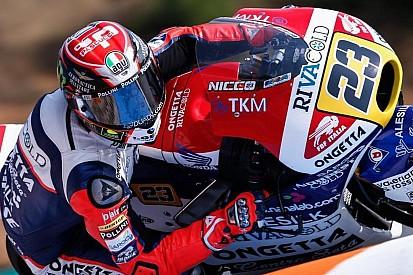 Niccolò Antonelli firma la sua prima vittoria a Brno!