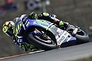Rossi culpa a los neumáticos por la falta de ritmo