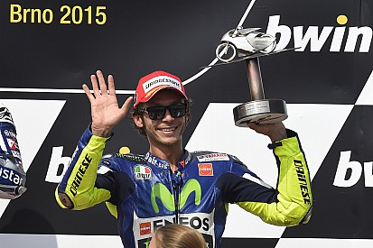 Rossi e il podio, un rapporto indissolubile nel 2015